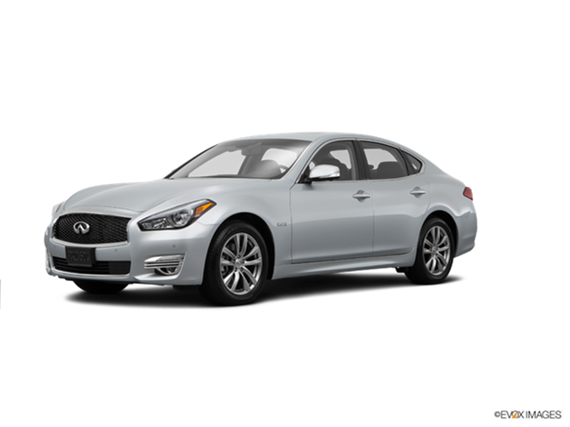 Best Safety Rated Hybrids of 2016 - 2016 INFINITI Q70
