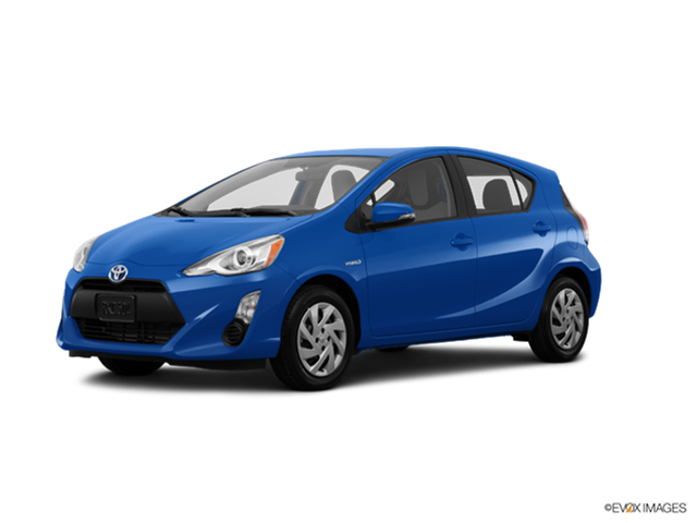 Top Consumer Rated Hatchbacks of 2016 - 2016 Toyota Prius c