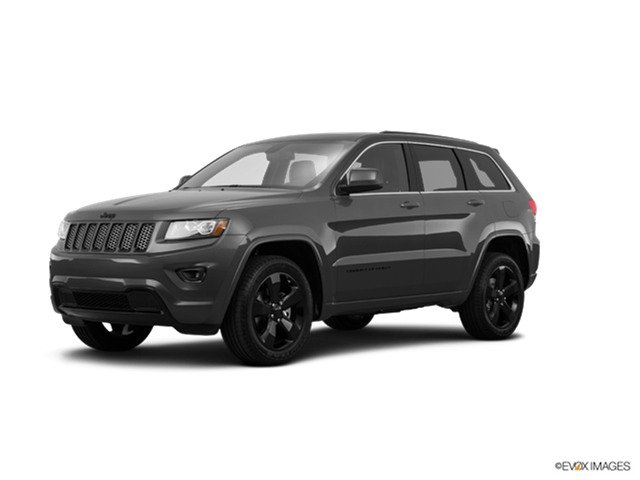 Best Safety Rated SUVs of 2015 - 2015 Jeep Grand Cherokee