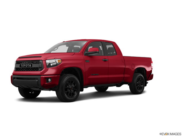 New Car 2017 Toyota Tundra Double Cab TRD Pro