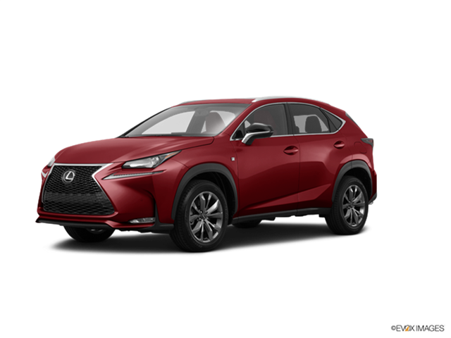 Best Safety Rated SUVs of 2016 - 2016 Lexus NX