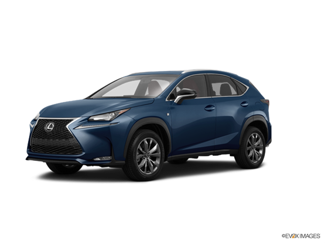 Best Safety Rated SUVs of 2017 - 2017 Lexus NX