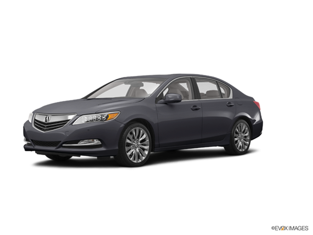 Top Consumer Rated Sedans of 2016 - 2016 Acura RLX