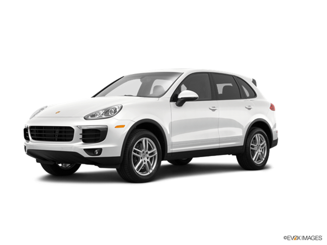 2016 porsche cayenne kelley blue book