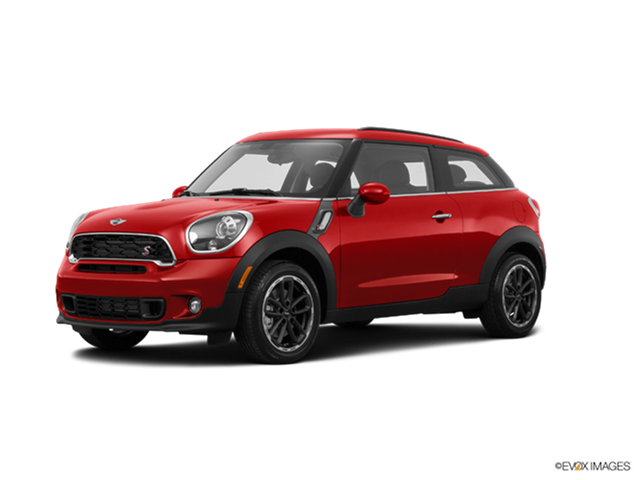 Top Consumer Rated Wagons of 2016 - 2016 MINI Paceman