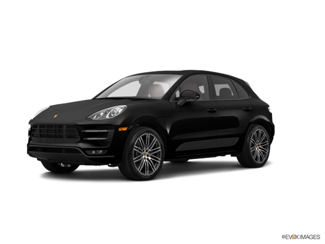 2018 Porsche Macan Turbo New Car Prices Kelley Blue Book