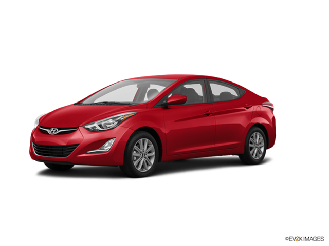 Most Popular Sedans of 2016 - 2016 Hyundai Elantra