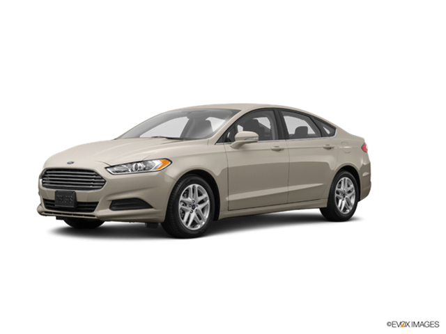 Best Safety Rated Sedans of 2016 - 2016 Ford Fusion