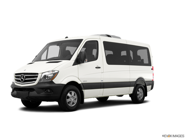 Image gallery mercedes benz sprinter 2500 for 2015 mercedes benz van