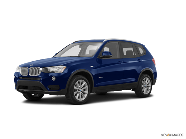 Best Safety Rated Luxury Vehicles of 2016 - 2016 BMW X3