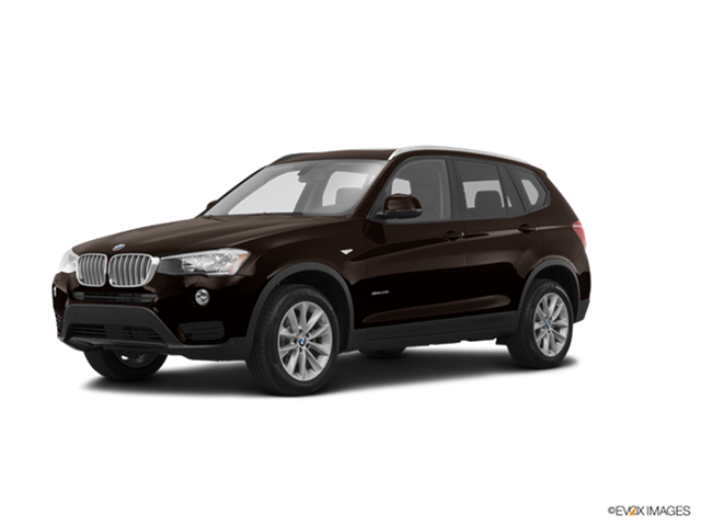 Best Safety Rated SUVs of 2016 - 2016 BMW X3