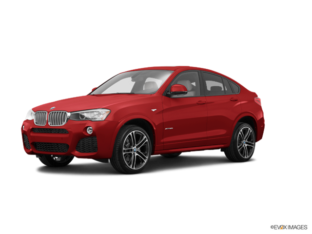 Top Consumer Rated SUVs of 2017 - 2017 BMW X4