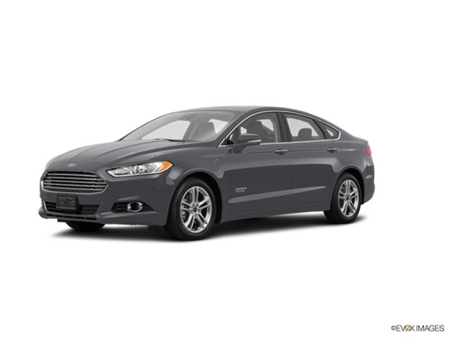 Best Safety Rated Sedans of 2016 - 2016 Ford Fusion Energi