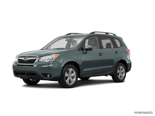 Top Expert Rated SUVs of 2016 - 2016 Subaru Forester