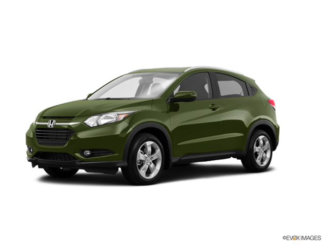 Top Expert Rated SUVs of 2017 - 2017 Honda HR-V