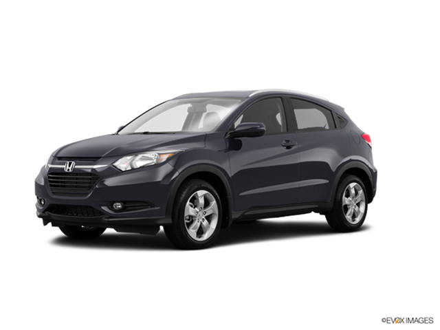 Best Safety Rated Crossovers of 2017 - 2017 Honda HR-V