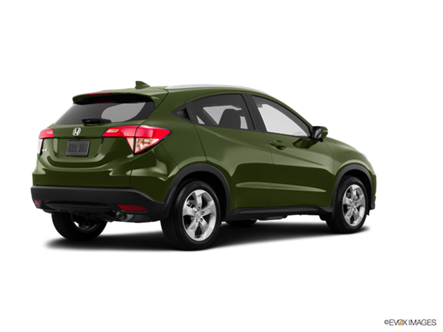 New Car 2017 Honda HR-V EX-L w/Navigation