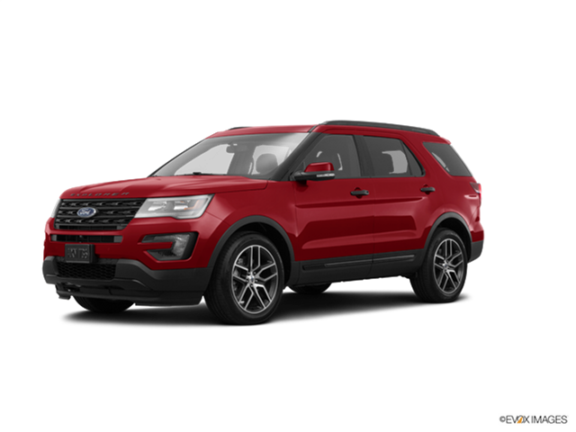 Highest Horsepower Crossovers of 2018 - 2018 Ford Explorer