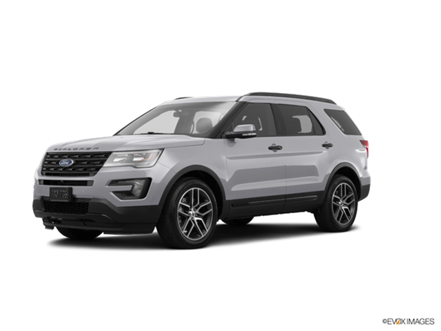 New Car 2018 Ford Explorer Sport