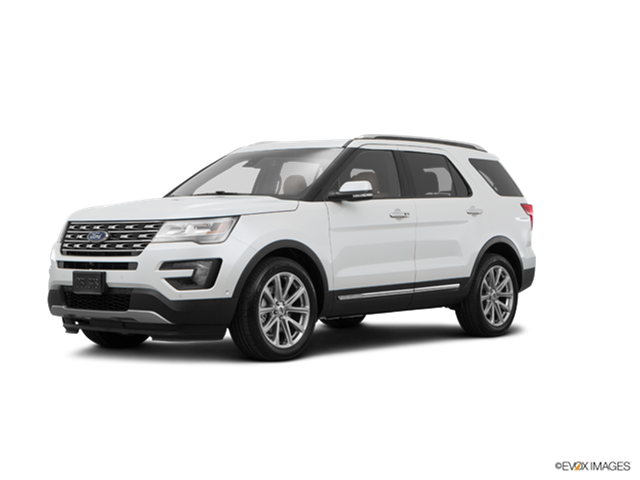 2018 Ford Explorer Limited New Car Prices | Kelley Blue Book