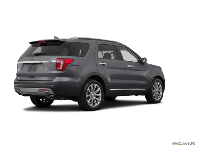 New Car 2018 Ford Explorer Limited