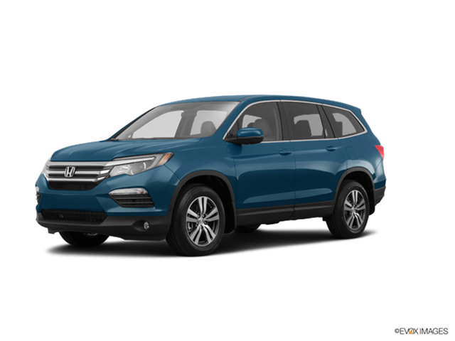 New Car 2017 Honda Pilot Elite