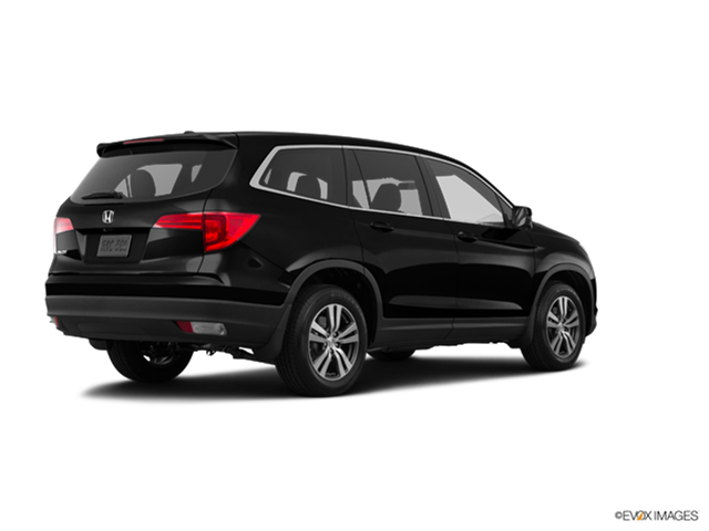 New Car 2017 Honda Pilot EX