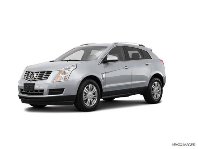 2016 Cadillac Srx Kelley Blue Book