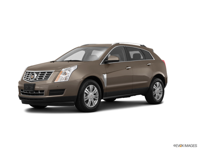 Best Safety Rated Luxury Vehicles of 2016 - 2016 Cadillac SRX