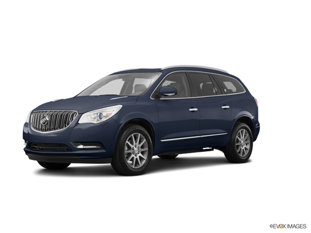 Most Popular SUVs of 2017 - 2017 Buick Enclave