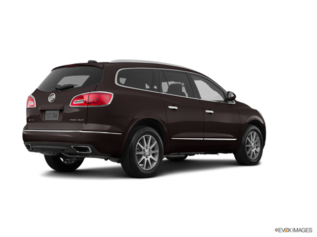 New Car 2017 Buick Enclave Leather