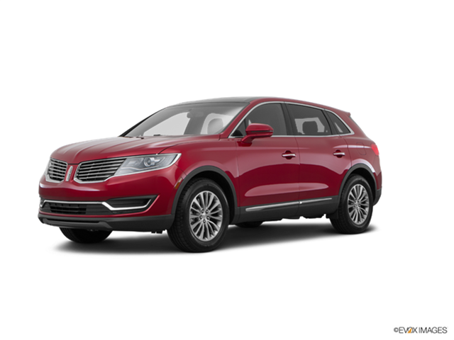 Best Safety Rated Luxury Vehicles of 2017 - 2017 Lincoln MKX
