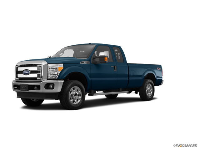 Best Safety Rated Trucks of 2016 - 2016 Ford F250 Super Duty Super Cab