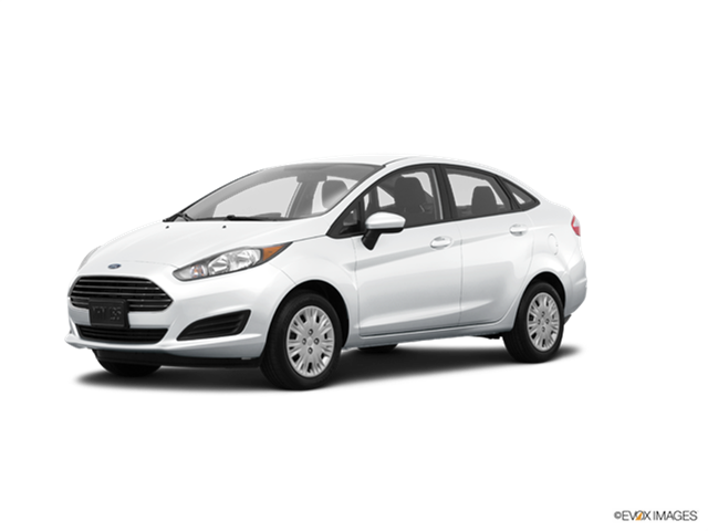 Most Popular Sedans of 2017 - 2017 Ford Fiesta