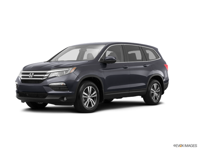 Best Safety Rated SUVs of 2018 - 2018 Honda Pilot
