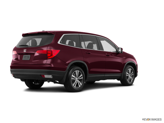 New Car 2017 Honda Pilot EX-L