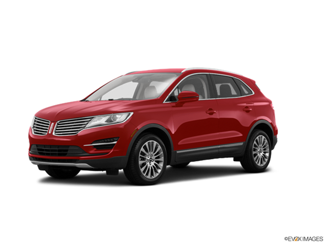New Car 2018 Lincoln MKC Reserve