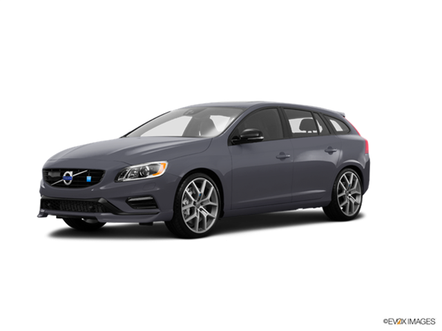 New Car 2017 Volvo V60 T5 Dynamic