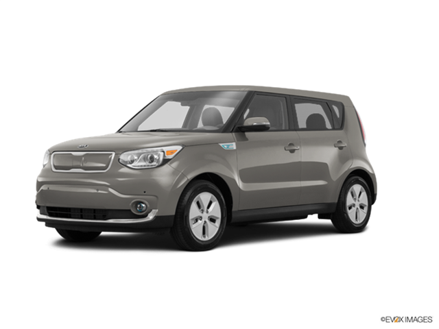 Most Fuel Efficient Wagons of 2016 - 2016 Kia Soul EV
