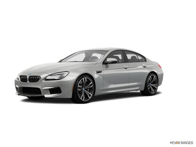 Highest Horsepower Sedans of 2017 - 2017 BMW M6