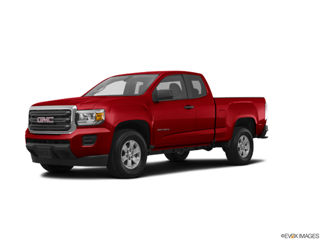Most Fuel Efficient Trucks of 2018 - 2018 GMC Canyon Extended Cab