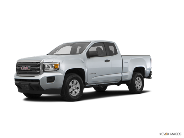 New Car 2018 GMC Canyon Extended Cab
