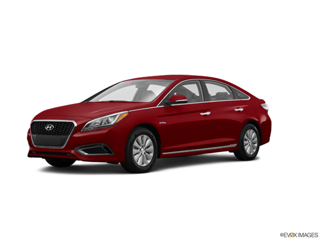 Most Fuel Efficient Sedans of 2016 - 2016 Hyundai Sonata Hybrid