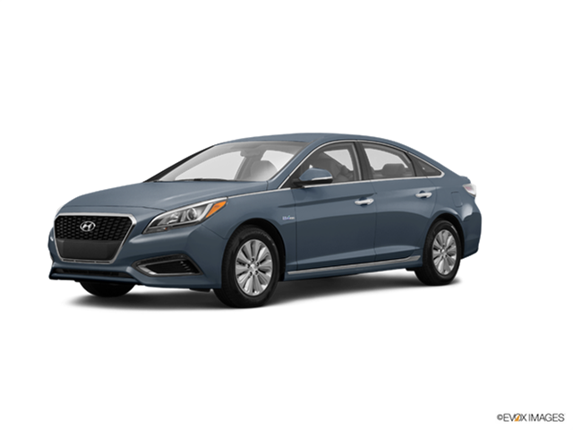 Most Fuel Efficient Hybrids of 2016 - 2016 Hyundai Sonata Hybrid