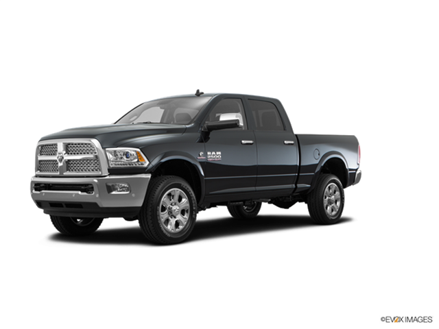 Highest Horsepower Trucks of 2017 - 2017 Ram 2500 Crew Cab