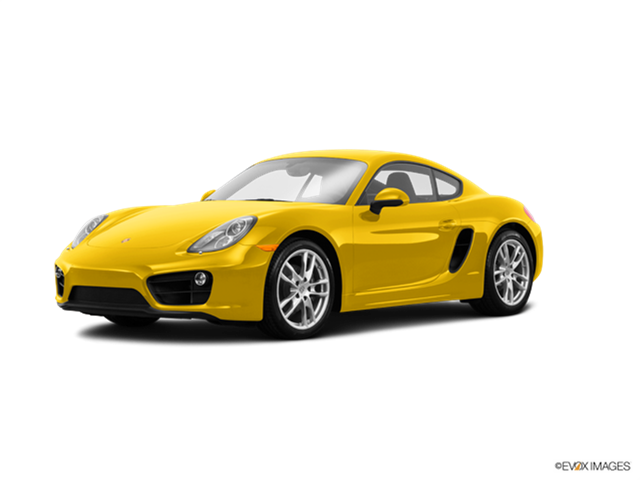 Top Consumer Rated Coupes of 2016 - 2016 Porsche Cayman