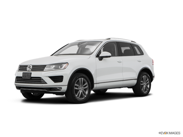2016 Volkswagen Touareg Kelley Blue Book