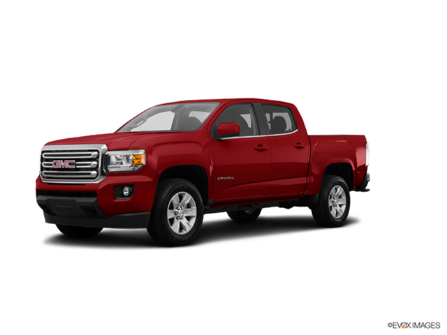 Most Fuel Efficient Trucks of 2018 - 2018 GMC Canyon Crew Cab