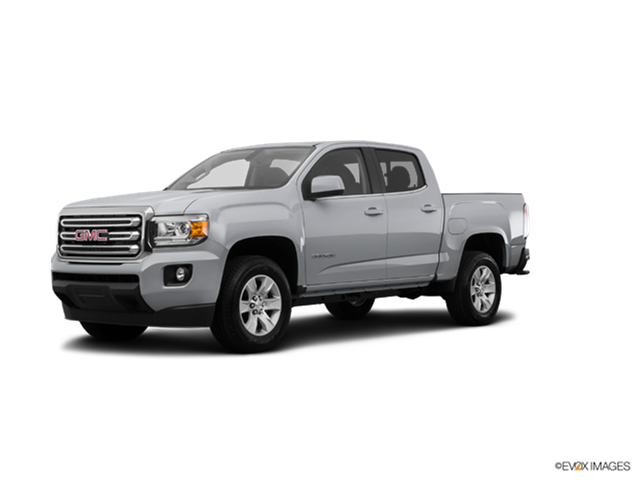 2017 gmc canyon crew cab sle new car prices kelley blue book. Black Bedroom Furniture Sets. Home Design Ideas