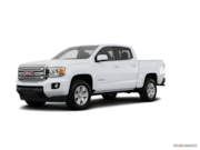 2017-GMC-Canyon Crew Cab